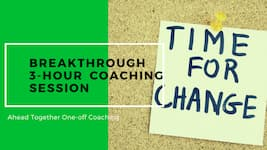 Breakthrough 3-hour Coaching Session